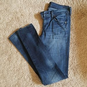 Citizens Of Humanity Avedon low rise skinny Sz 25